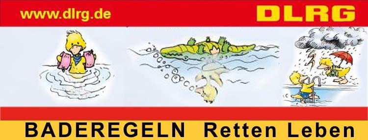 REGELN-Schwimmbad