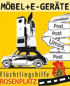 Möbelkoordination @ Kontainer der Flüchtlingshilfe Rosenplatz e.V. | Osnabrück | Niedersachsen | Deutschland